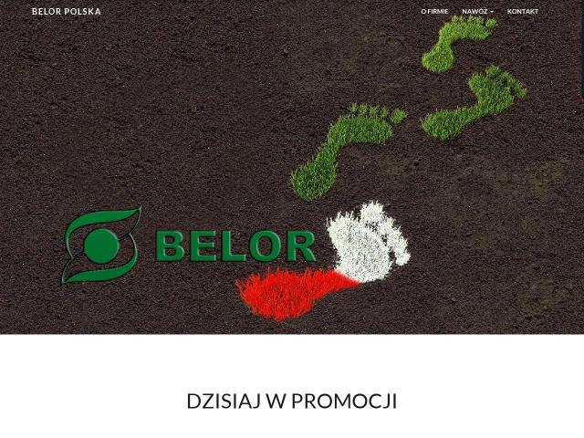 BELOR-Polska Sp. z o.o. • Saletra cena
